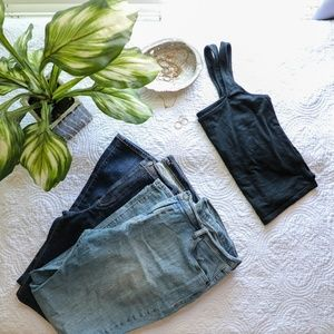 Old Navy The Sweetheart Bundle Jeans SZ 18